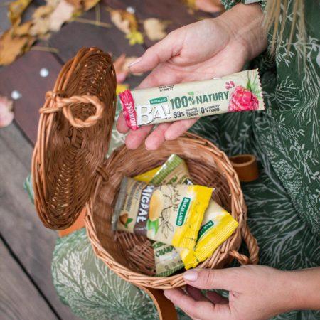 Chwyć i Jedz – marki Bakalland i O bag we wspólnej akcji przekąskowej