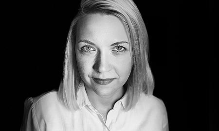 Agnieszka Cieślarek  - PR Manager