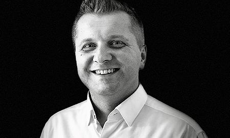 Marcin Sabała - PR Manager