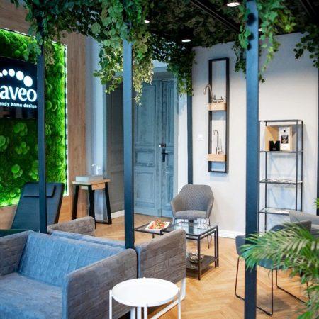 Marka Laveo z własnym showroomem w zabytkowym miejscu