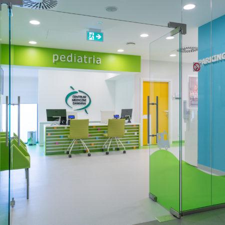 Inauguracja Centrum Zdrowia Dziecka Damiana