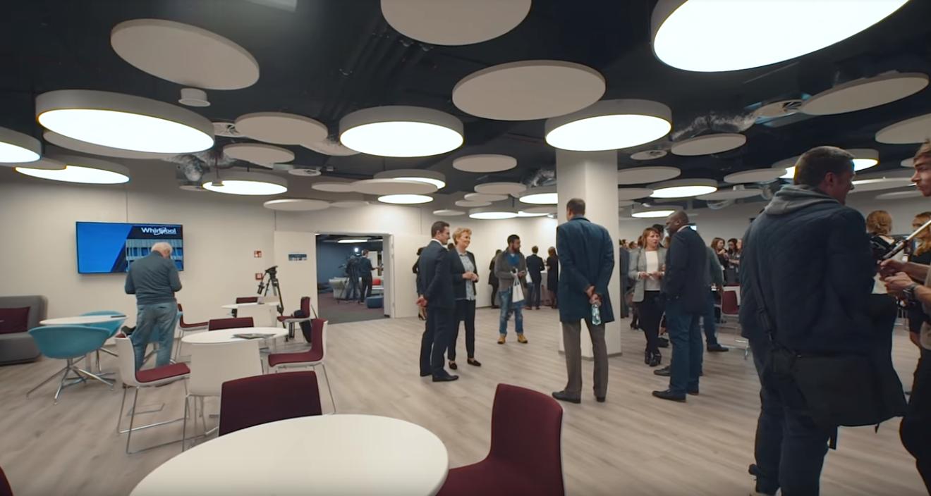 Wielkie otwarcie Whirlpool Shared Services Centre w Łodzi